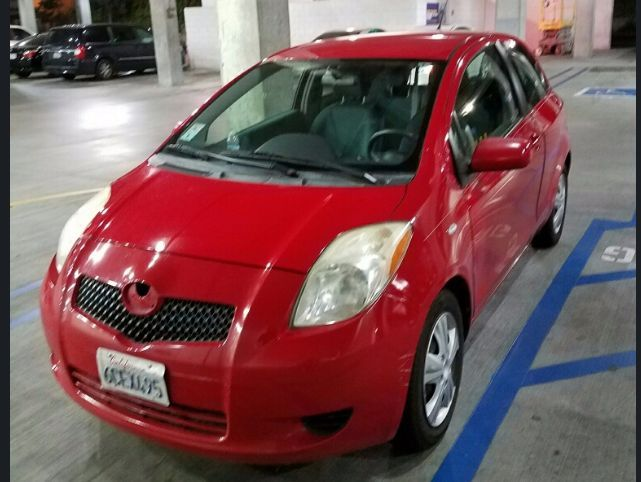 Toyota Yaris Coupe By Owner In Ca Under 5000 Autopten Com
