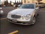 2003 Mercedes Benz E-Class under $4000 in Washington