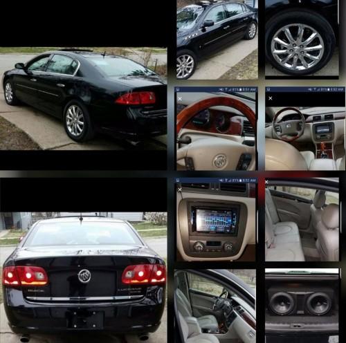 Buick Lucerne CXS '08, Luxury Car Under $6K, Omaha NE, By