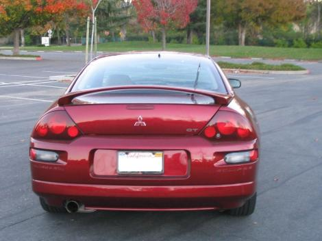 mitsubishi eclipse sports coupe by owner in ca under 7000. Black Bedroom Furniture Sets. Home Design Ideas