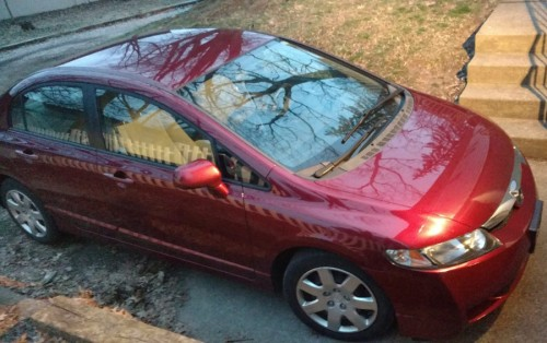 Honda Civic Lx 10 Used Car Under 8k Wooster Oh By