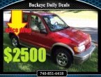 2002 KIA Sportage under $3000 in Ohio