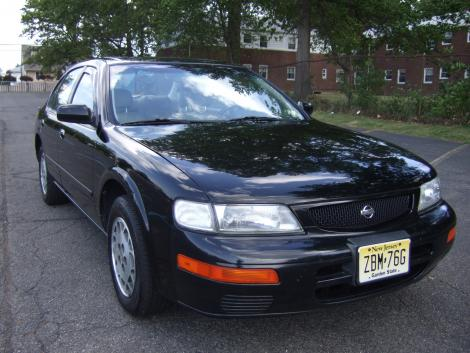 1995 Nissan Maxima Sedan For Sale By Owner in NJ Under $4000 - Autopten.com