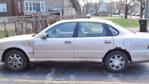 Toyota Avalon 96 Cheap 1 Owner Car 500 Chicago Il By