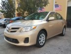 2011 Toyota Corolla under $8000 in Florida