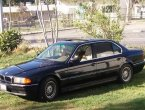 1995 BMW 740 under $3000 in California