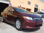 2012 Honda Civic under $9000 in Florida