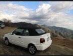 1999 Volkswagen Cabrio in California