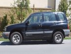 2000 Chevrolet Tracker under $1000 in California