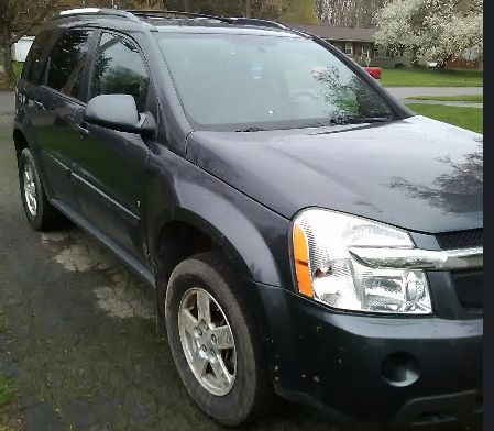 Chevrolet equinox suv by owner in oh under 8000 for The honda store boardman ohio