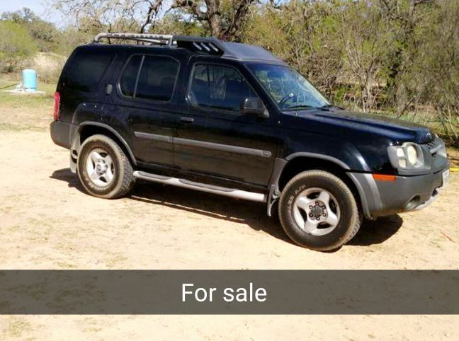 Cheap Used Cars For Sale By Owner In Houston Texas: 2002 Nissan Xterra SUV For Sale By Owner In TX Under $4000