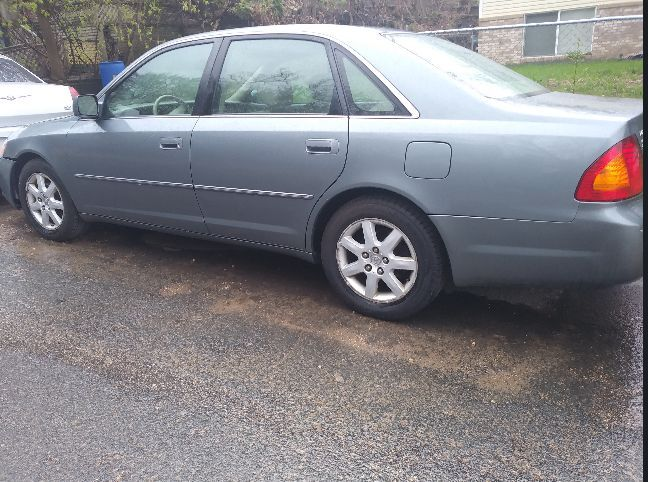 2000 Toyota Avalon Sedan For Sale By Owner in MN Under ...