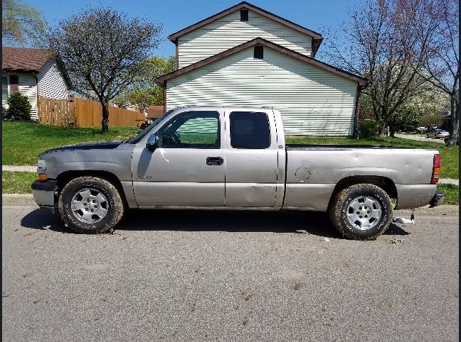 Used Cars For Sale By Private Owner Under 1500 >> 2002 Chevrolet Silverado Truck For Sale By Owner in OH Under $2000 - Autopten.com