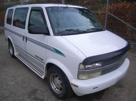 1995 chevrolet astro gladiator for sale in mckeesport pa under 5000. Black Bedroom Furniture Sets. Home Design Ideas