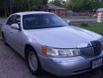 2001 Lincoln TownCar in Texas