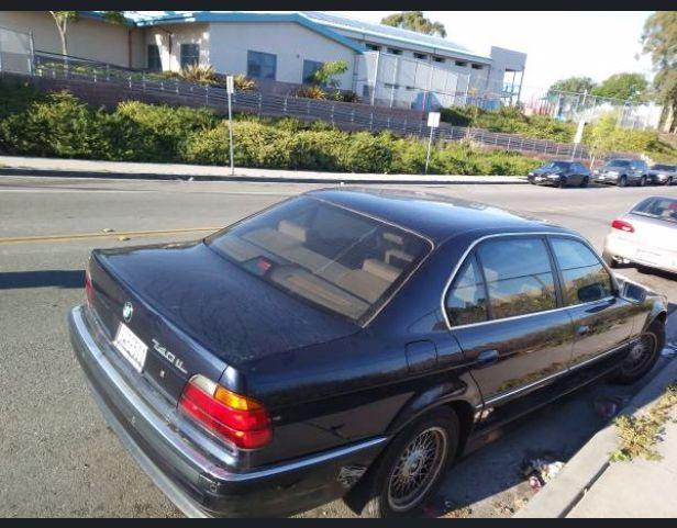 1998 bmw 740 sedan for sale by owner in ca under 3000. Black Bedroom Furniture Sets. Home Design Ideas