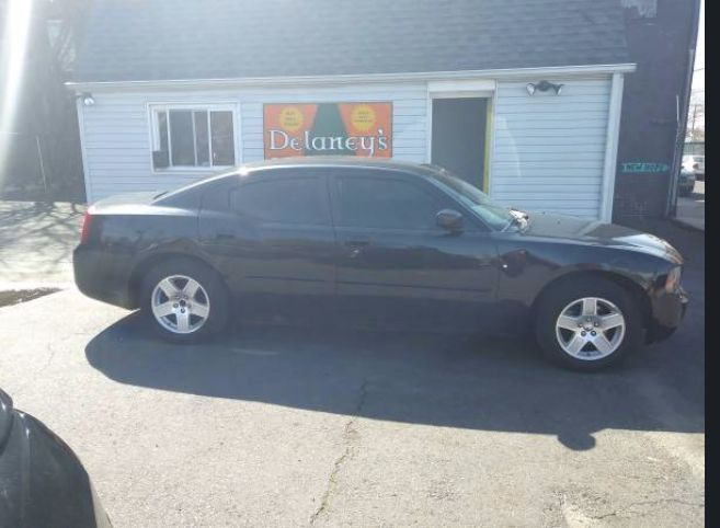 2007 Dodge Charger Sedan For Sale By Owner In Nj Under