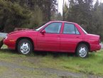 1995 Chevrolet Corsica (Red)