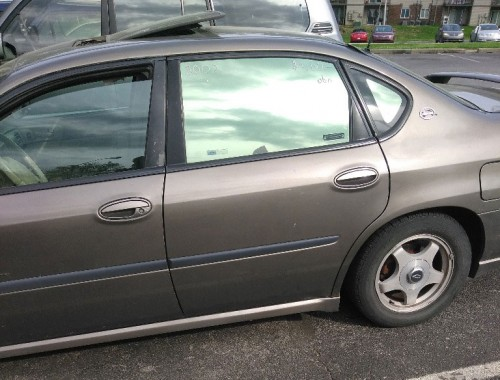 2002 chevrolet impala sedan for sale by owner in in under for 2002 chevy impala window problems