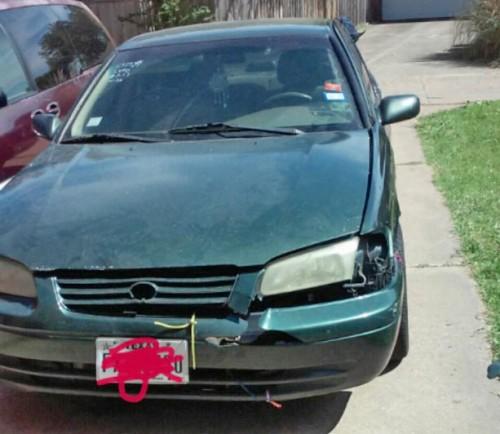 Toyota Camry '99, Cheap Car $1000, Carrollton TX, By Owner