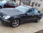 2004 Mercedes Benz E-Class under $3000 in New Jersey