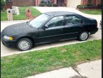 1995 Honda Civic (Black)