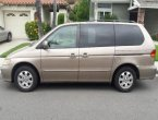 2003 Honda Odyssey under $4000 in California