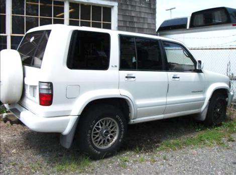 Gmc Dealers In Ma >> Used 2000 Isuzu Trooper LS SUV For Sale in MA - Autopten.com