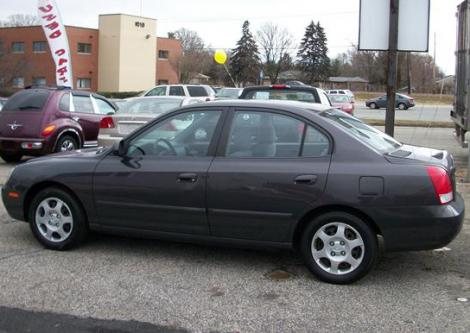 Used Cars For Sale Under 5000 >> 2002 Hyundai Elantra GLS For Sale in Swansea MA Under ...