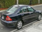 2001 Mercedes Benz 240 (Blue)