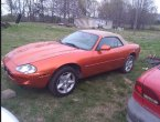 1997 Jaguar XK8 (Orange)