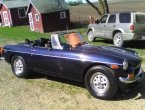 1974 MG MGB in Minnesota