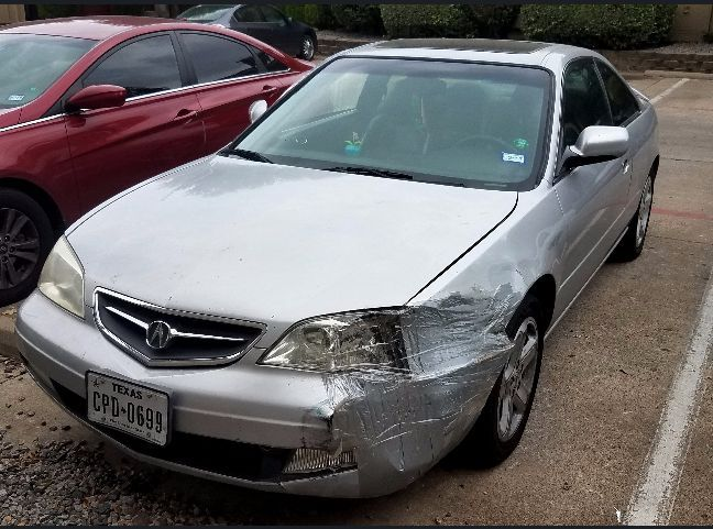2001 acura cl coupe for sale by owner in tx under 2000. Black Bedroom Furniture Sets. Home Design Ideas