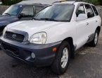 2001 Hyundai Santa Fe under $3000 in Texas