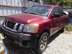 2008 Nissan Titan in Texas