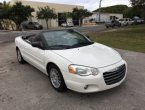 2006 Chrysler Sebring under $4000 in Florida
