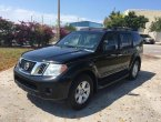 2008 Nissan Pathfinder under $8000 in Florida