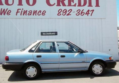 Cars For Sale Under 5000 >> Used 1992 Geo Prizm GSi Sedan For Sale in WA - Autopten.com