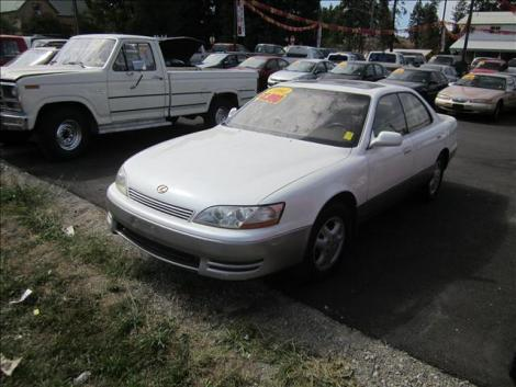 used 1994 lexus es 300 sedan for sale in wa. Black Bedroom Furniture Sets. Home Design Ideas