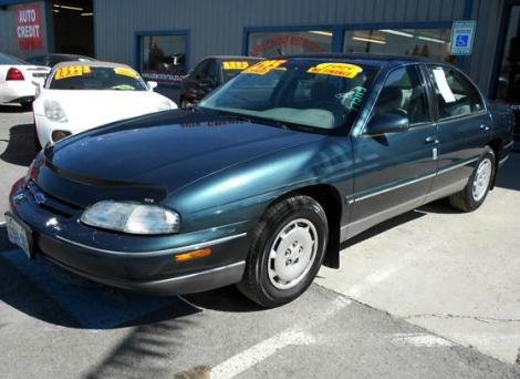 Used 1995 Chevrolet Lumina Ls Sedan For Sale In Wa