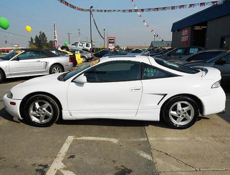 Used 1995 Mitsubishi Eclipse Gs Sports Coupe For Sale In