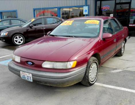 Used 1992 Ford Taurus L Sedan For Sale In Wa Autopten Com