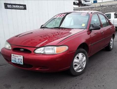 Used 1998 Ford Escort Lx Sedan For Sale In Wa Autopten Com