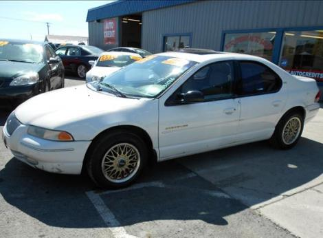 used 1998 chrysler cirrus lxi sedan for sale in wa. Black Bedroom Furniture Sets. Home Design Ideas