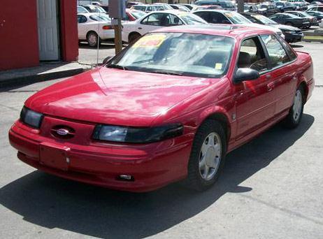 used 1995 ford taurus sho sedan for sale in wa. Black Bedroom Furniture Sets. Home Design Ideas