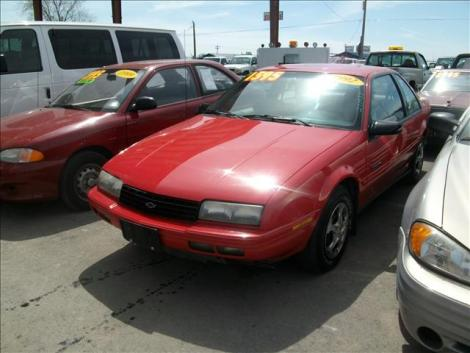 Used 1992 Chevrolet Beretta Coupe For Sale In Wa
