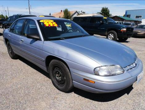 used 1996 chevrolet lumina sedan for sale in wa. Black Bedroom Furniture Sets. Home Design Ideas