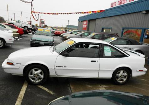 Used 1994 Pontiac Sunbird Se Coupe For Sale In Wa