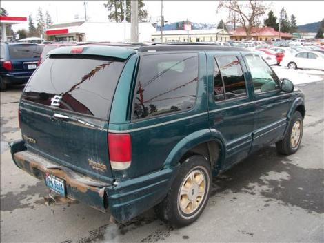 Used 1996 Oldsmobile Bravada Suv For Sale In Wa Autopten Com