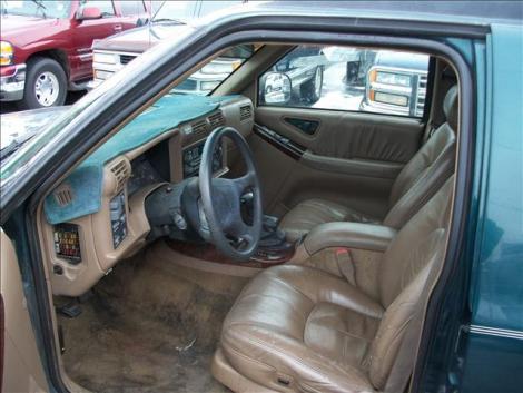 Used 1996 Oldsmobile Bravada Suv For Sale In Wa Autopten Com